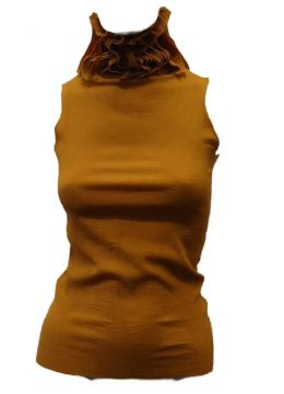 N1418 Top Lâminas (amarelo)