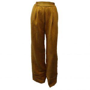 N2518 Calça Boxe leve (amarela)